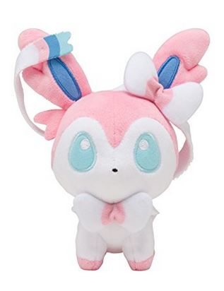 Pokemon Ninfia plush doll