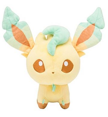 Pokemon plush - leafia