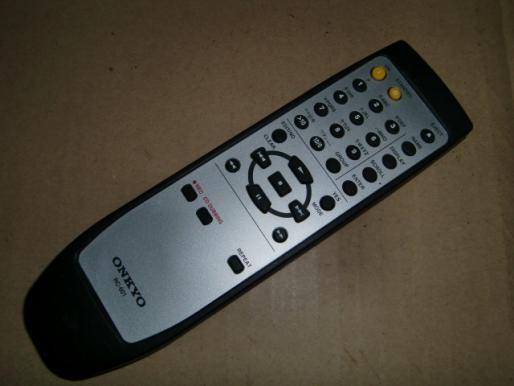 Onkyo remote control RC-601